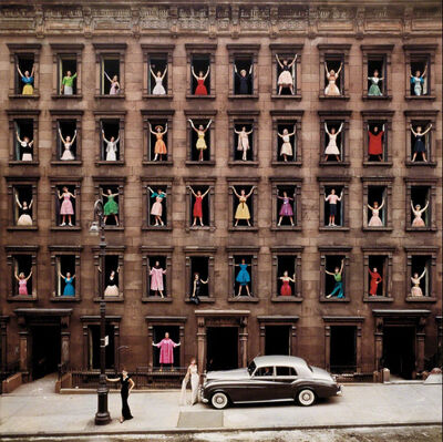 Ormond Gigli, 'Models in the Windows, New York City', 1960