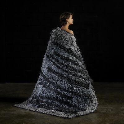 bianca severijns, 'Scratched - Protective Blanket Series', 2018