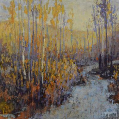Diana Rae Zasadny, 'Foothills, slow sunrise', 2021