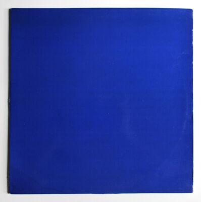 Yves Klein, 'Album de la Conférence à la Sorbonne', 1969