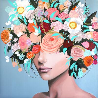 Sally K, 'Whimsical', 2019