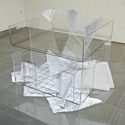 Giulio Paolini, ' Lettere da Torino, 1888', 2008