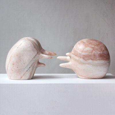 Julian Watts, 'Pink Statue 5 & 6', 2018