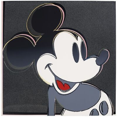 Andy Warhol, 'Mickey Mouse F&S II.265', 1981