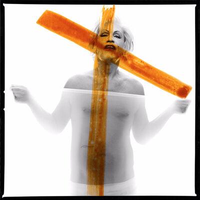 Sandro Miller, 'Bert Stern / Marilyn Monroe, Crucifix II (1962)', 2014