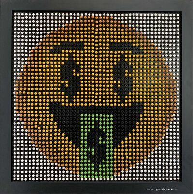 Efraim Mashiah, 'Emoji Screw Series - Money-Mouth Face', 2018