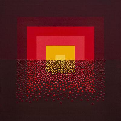 Barbara Kolo, 'Red Fragmentation'