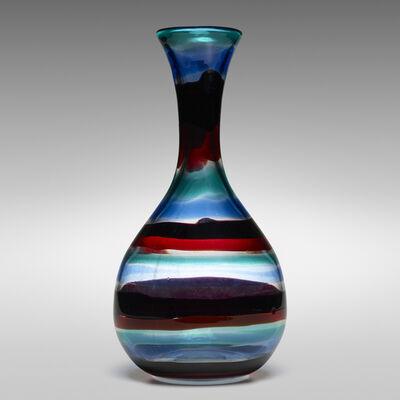 Fulvio Bianconi, 'Monumental Fasce Orizzontale vase, model 1522', c. 1953