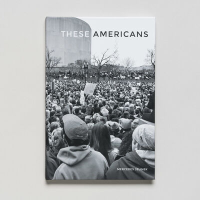 Mercedes Jelinek, 'These Americans', 2017
