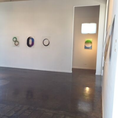 SOFT EDGE, installation view