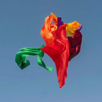Ezequiel Montero Swinnen, 'Nube de Color 09'