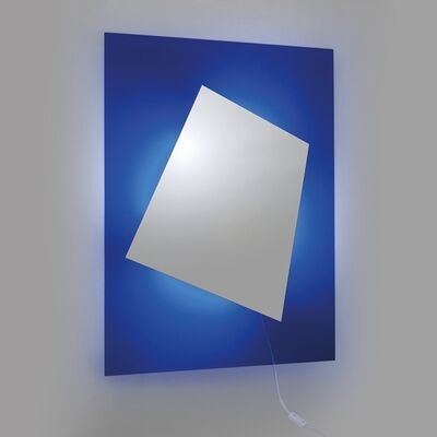Nanda Vigo, 'A 'Rainbow' backlit mirror a prototype', 2008