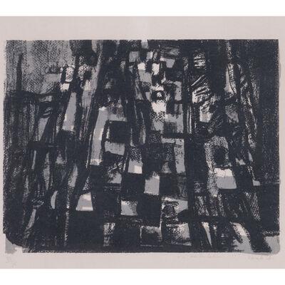 Maria Helena Vieira da Silva, 'L'échiquier', 1961