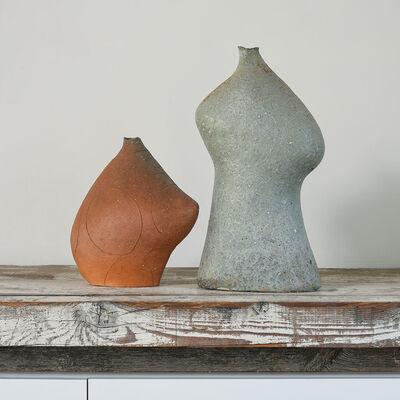 Yasuhisa Kohyama 神山易久, 'Ceramic 49 and 50'