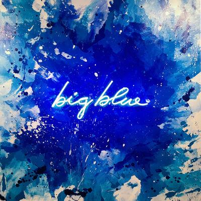 Caroline Rovithi, 'Big Blue', 2019