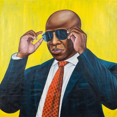 Zemba Musiri Lutanda Luzamba, 'Seen it all', 2017