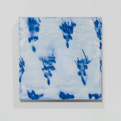 Julie Green, 'My New Blue Friend Number Twenty-Seven', 2015