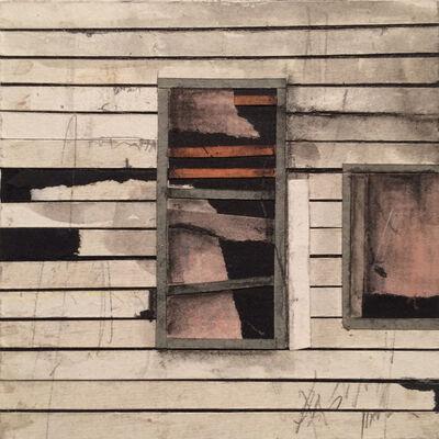 Seth Clark, 'Window Block (white 1)', 2015