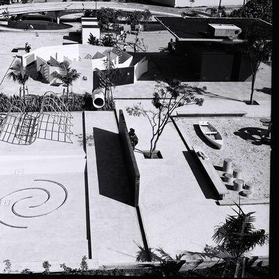 Waldemar Cordeiro, 'Parque infantil do Clube Esperia Marginal Tietê, São Paulo', 1963