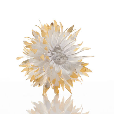 Junko Mori, 'Organism Hybrid; Gold Petal', 2019