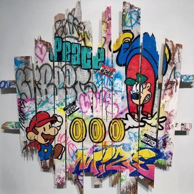 Onemizer, 'Mario Gold', 2019