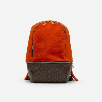Marc Newson, 'Celebrating Monogram backpack', 2014