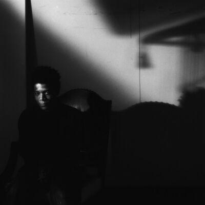Jeannette Montgomery Barron, 'Jean-Michel Basquiat, New York', 1985