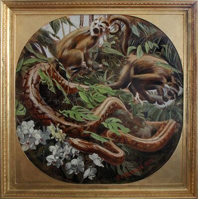 Mark Beard, '[Hyppolite-Alexandre Michallon (1849-1930)] The Jungle', n.d.
