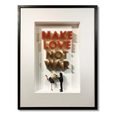 Kunst met een R, 'Make Love Not War', 2021