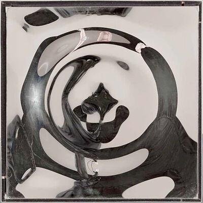 Victor Bonato, 'Spiegelverformung Knopf-BK', 1968