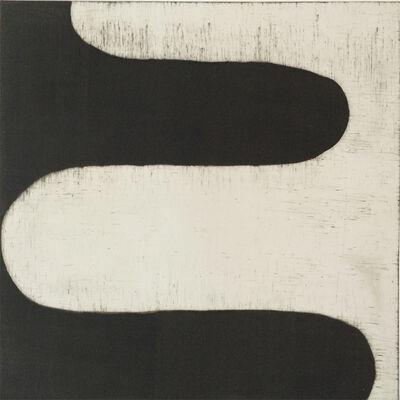 Isabel Bigelow, 'black waves', 2015