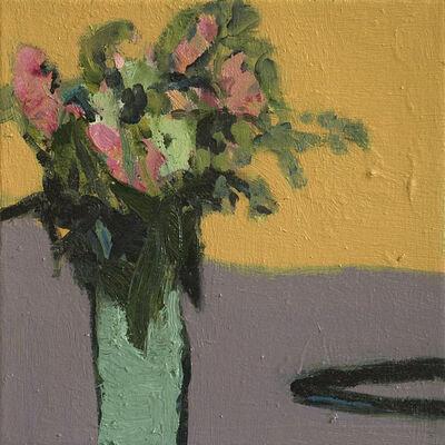 Jennifer Hornyak, 'Flowers with Black Cord '