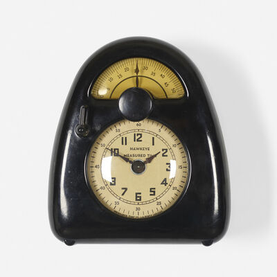 Isamu Noguchi, 'Measured Time clock and kitchen timer', c. 1932