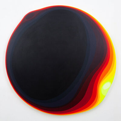 Jan Kaláb, 'FIRE IS OVER', 2015