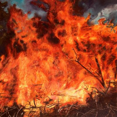 Jennifer Walton, 'Conflagration', 2016