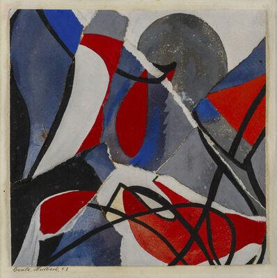 Beate Hulbeck, 'Realitas nouvelles', 1953-55