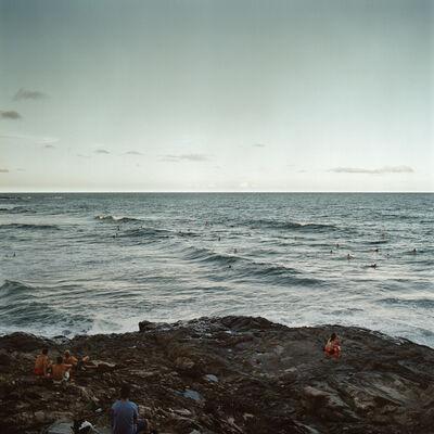 Miro Minarovych, 'Surfers', 2006