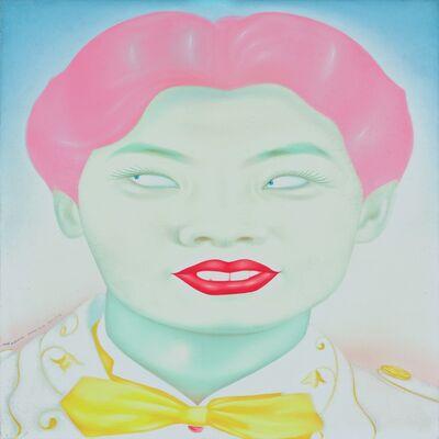 Feng Zhengjie, 'Chinese Portrait Series No.12', 2001