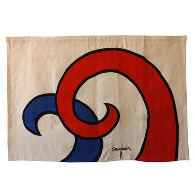 Alexander Calder, 'Les Vogues', 1975