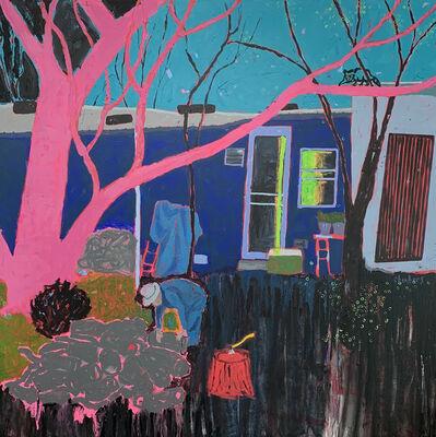 Lindy Chambers, 'Blue Tarp', 2019