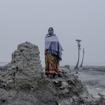 Arko Datto, 'Portrait of Shyamali Sheet', 2017