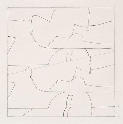 Antony Donaldson, '8 x 15 = 60 inches', 1963