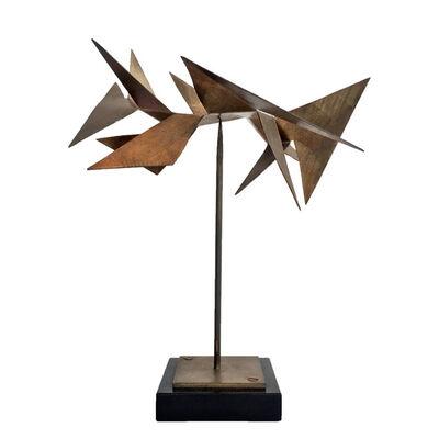George Rickey, 'Pivoted Folds', 1994