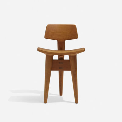 Jens H. Quistgaard, 'Sculptor's stool', 2004