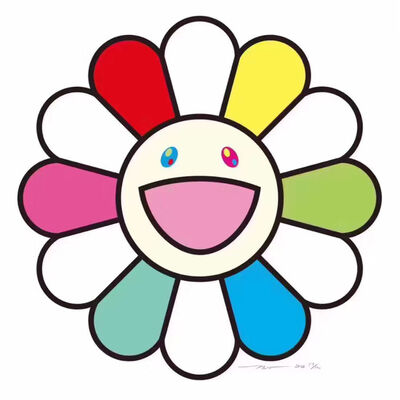Takashi Murakami, 'Smile Every Day with Flowers!', 2020