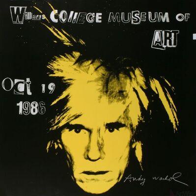 Andy Warhol, 'Self Portrait', 1986