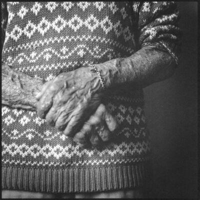 Denise Oehl, 'Dad's Hands', 2018