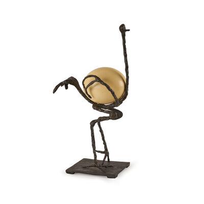 Diego Giacometti, 'Ostrich', ca. 1977