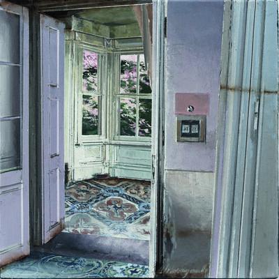 Matteo Massagrande, 'Aprile', Contemporary