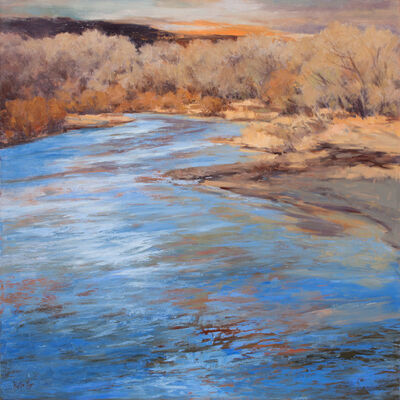 Martha Mans, 'Chama River Down the River', 2017
